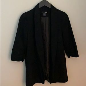 NWOT Bloomingdales aqua brand blazer